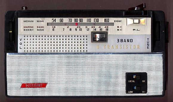 Image result for viscount 833 radio